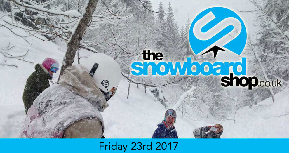 Black Friday Snowboard Deals 2017