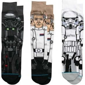 Stance Star Wars Socks - Rogue One Triple Pack
