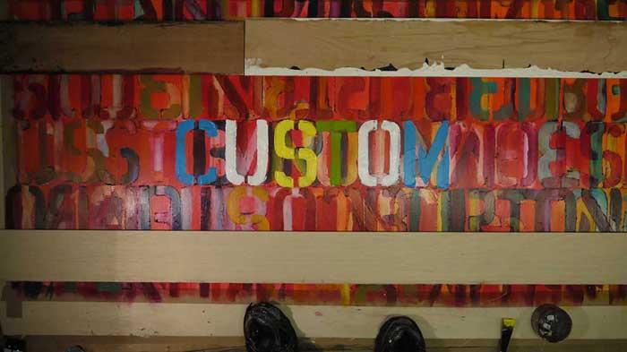 Burton Custom 2017 Original Art