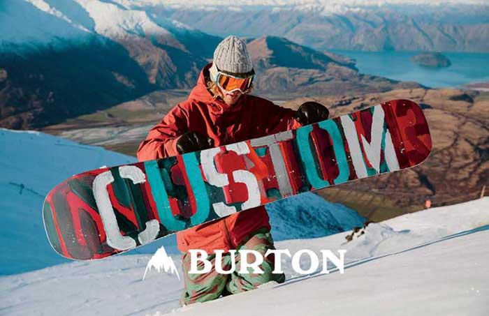 Burton Custom 2017