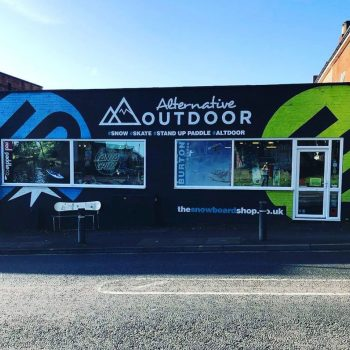 The Snowboard Shop