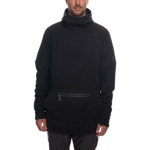 686 Knit Tech Fleece Hoody - Black