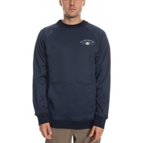686 Knockout Bonded Fleece Crew