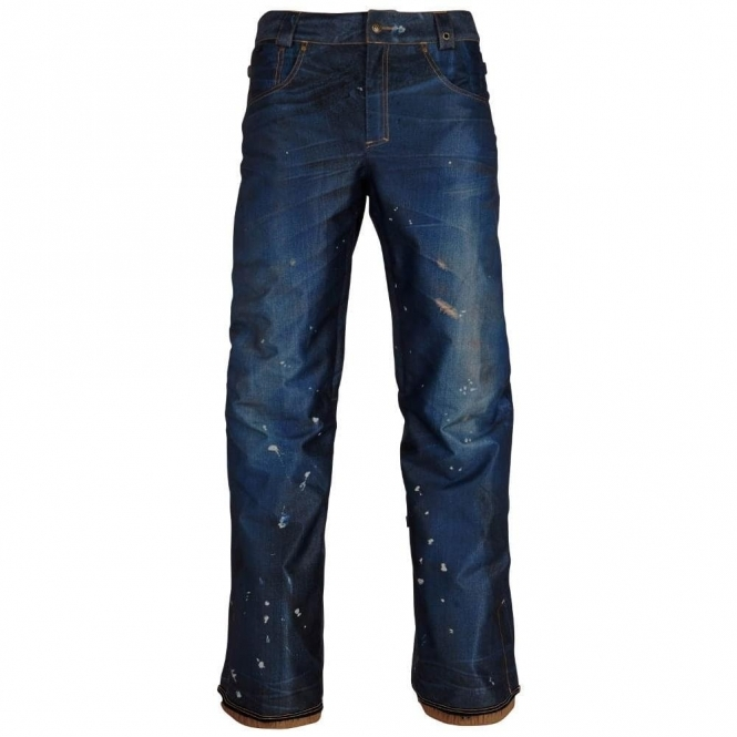 686 Men's Deconstructed Denim Jean Pants