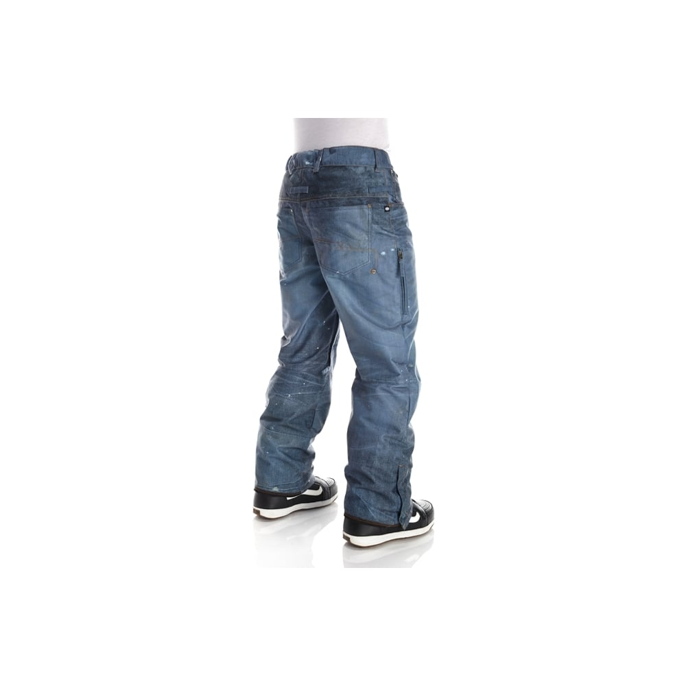 686 Mens Deconstructed Denim Pants