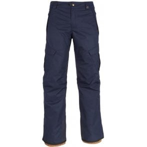 686 Men's Infinity Cargo Pants - Navy