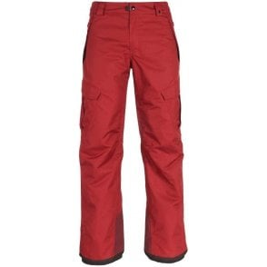 686 Men's Infinity Cargo Pants - Rusty Red