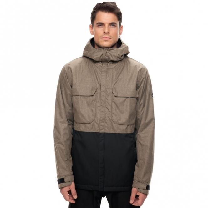 686 Men's Moniker Insulated Snowboard Jacket