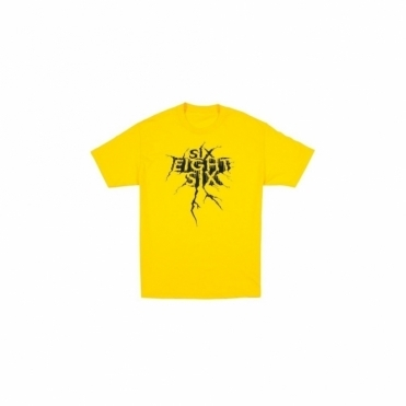 Tremors Regular Tee - Yellow