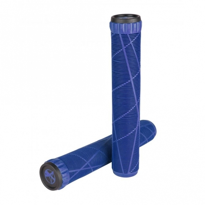 Addict OG Scooter Grips - Blue