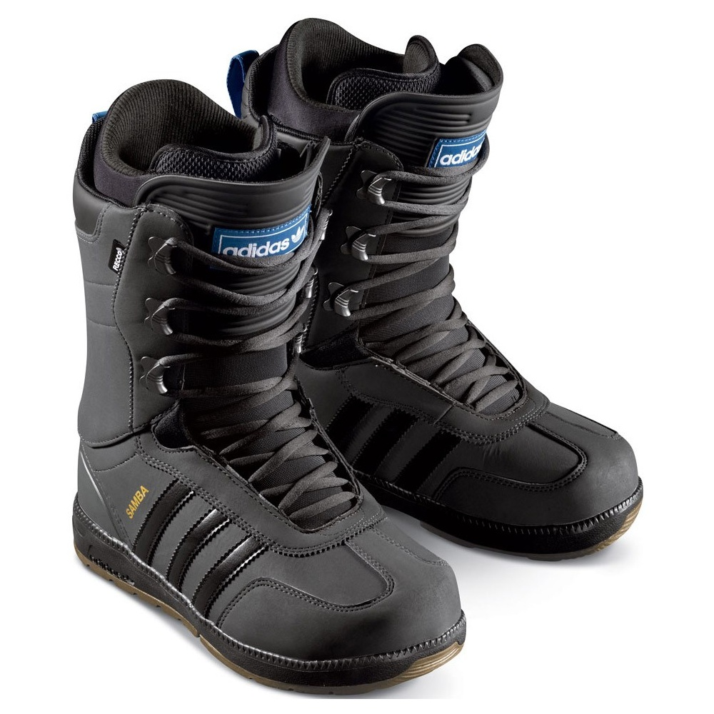 reasonably priced available top fashion Adidas Samba Snowboard Boots - Grey