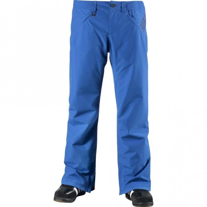 Adidas Multapor Snowboard Pant - Blue