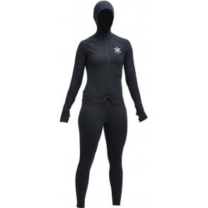 Airblaster Women's Classic Ninja Suit - Black