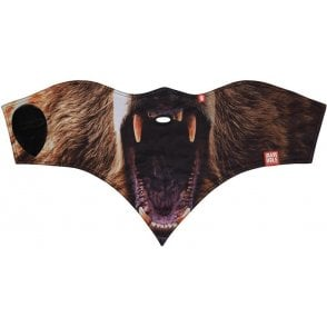 Airhole Facemask - Bear