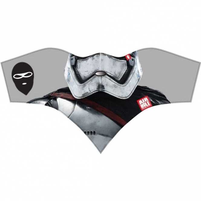 Airhole Facemask - Captain Phasma
