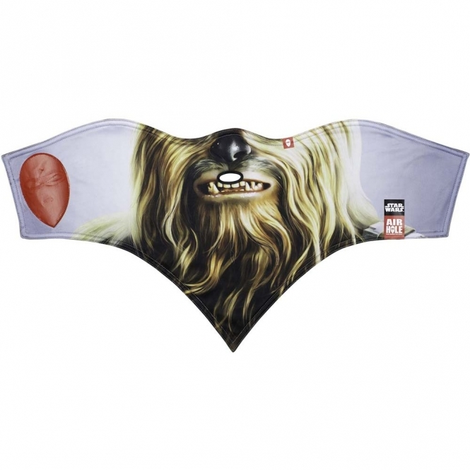 Airhole Facemask - Chewbacca