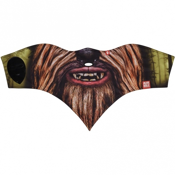 Airhole Facemask - Sasquatch