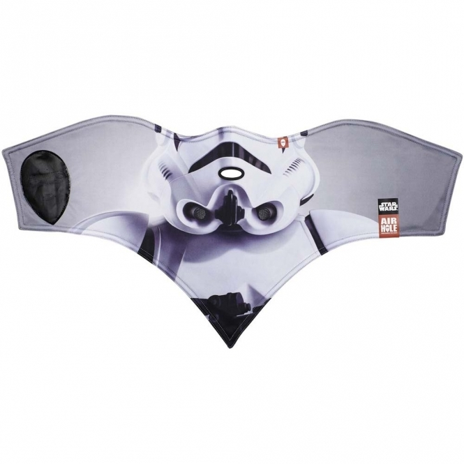 Airhole Facemask - Storm Trooper