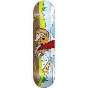 """Napping Caveman Skateboard 8.375"""""""