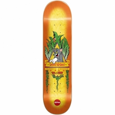 "Tom Panther Skateboard 8.25"""