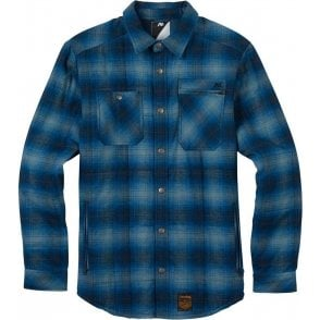 Bowery Quilted Flannel Shirt