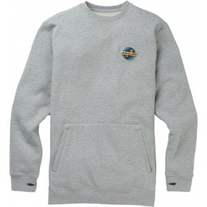 Analog Enclave Crew - Gray Heather