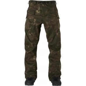 Field Snowboard Pants - Ink Blot Camo