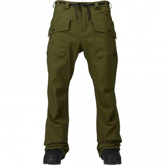 Analog Field Snowboard Pants - Keef