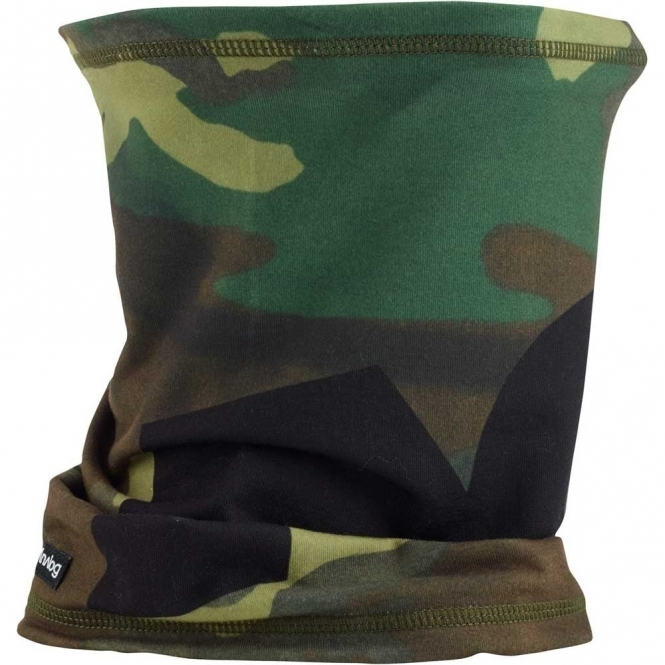 Analog Icon Neckwarmer - Surplus Camo