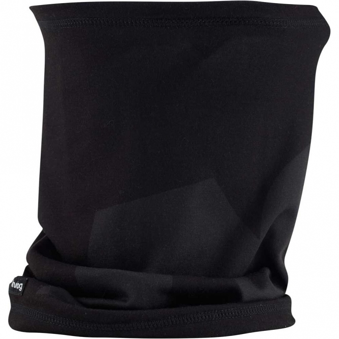 Analog Icon Neckwarmer - True Black