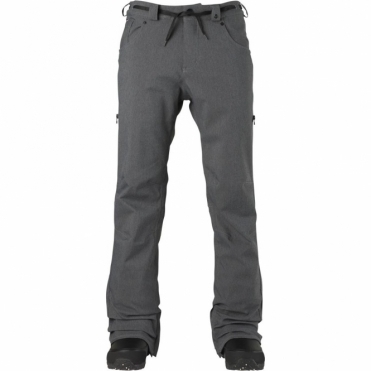 Remer Snowboard Pants - Faded Twill