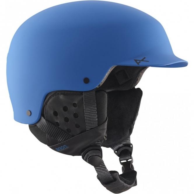 Anon Blitz Snowboard Helmet - Blue