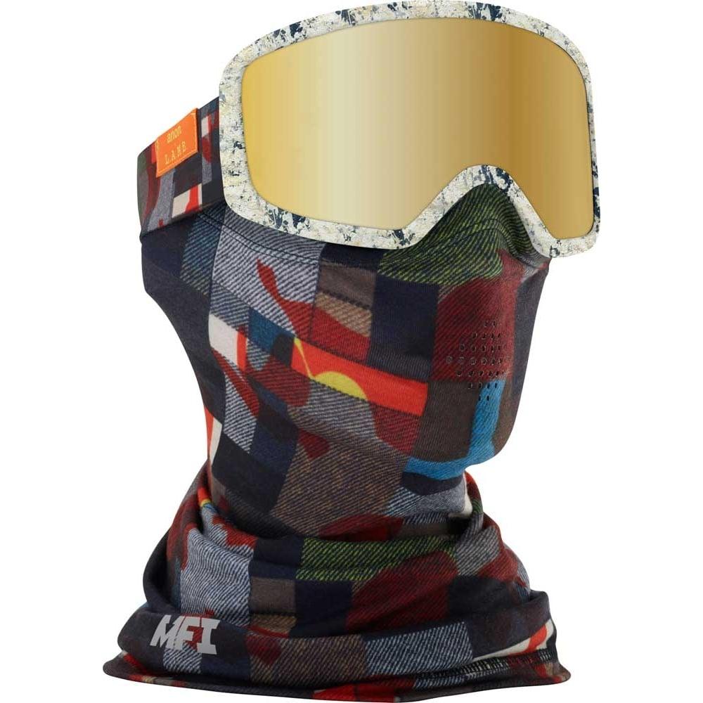 Anon Deringer MFI Snowboard Goggles - 2017 L.A.M.B.   Gold Chrome 5145d22e28e49