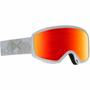 Anon Deringer Women's Goggles - 2019 Can't Stop / Sonar Red