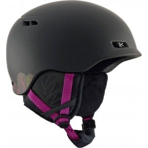 Anon Griffon Snowboard Helmet - Black