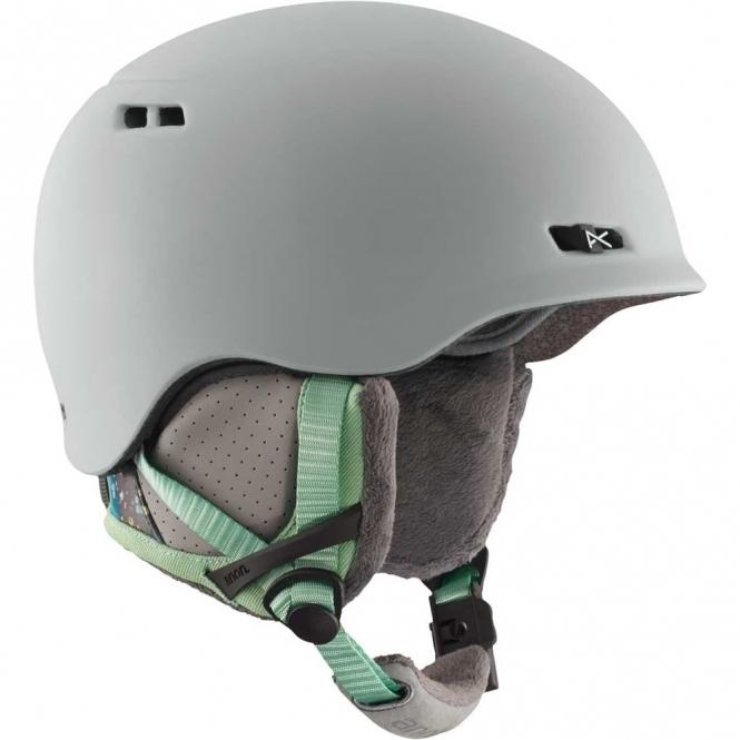 Anon Griffon Snowboard Helmet - Crafty Grey