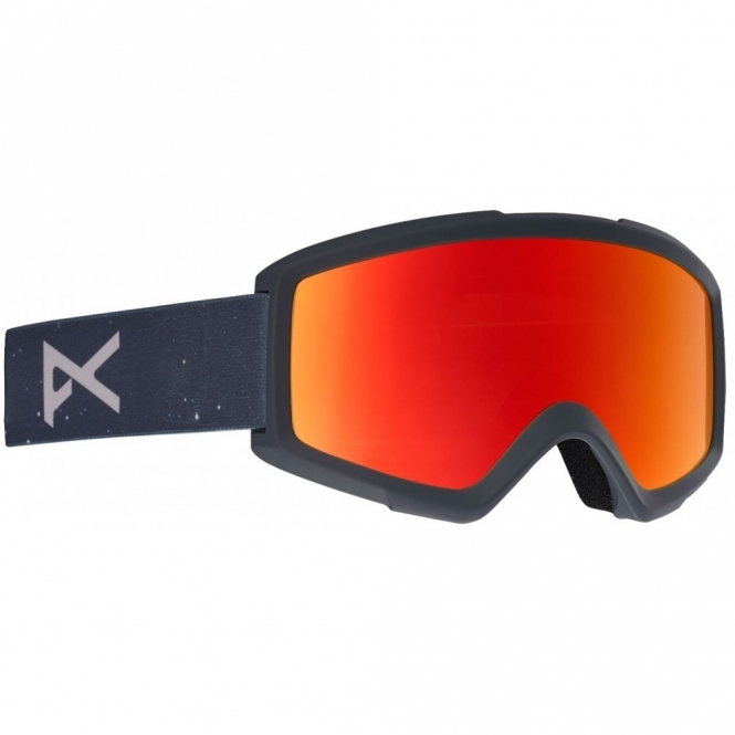 Anon Helix 2.0 Goggle - Rush/Red Solex