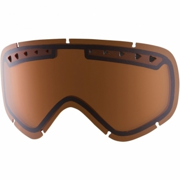 Helix Goggle Replacement Lens - Amber