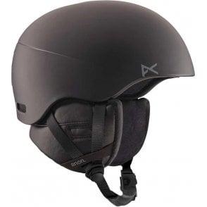 Helo 2.0 Snowboard Helmet - Black