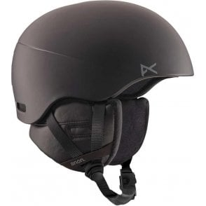 Anon Helo 2.0 Snowboard Helmet - Black
