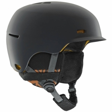 Anon Highwire Snowboard Helmet - Dark Gray