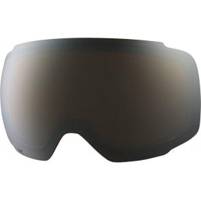 M2 Goggle Replacement Lens - Silver Amber