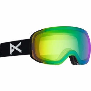Anon M2 Goggles - 2020 Black / Sonar Green