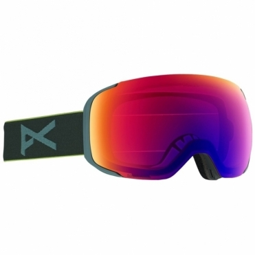 Anon M2 Goggles - 2020 Gray Pop / Sonar IR Blue
