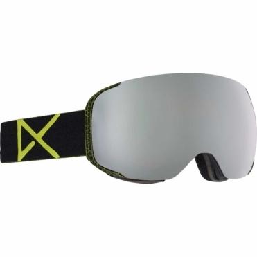 Anon M2 MFI Goggles - 2018 Cracked Black / Sonar Silver