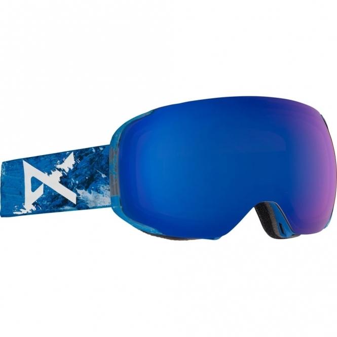 Anon M2 MFI Goggles - 2018 Hiker Blue / Sonar Blue