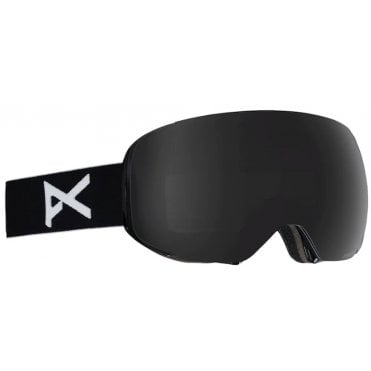 Anon M2 Polarized Goggles - 2020 Black / Polar Smoke