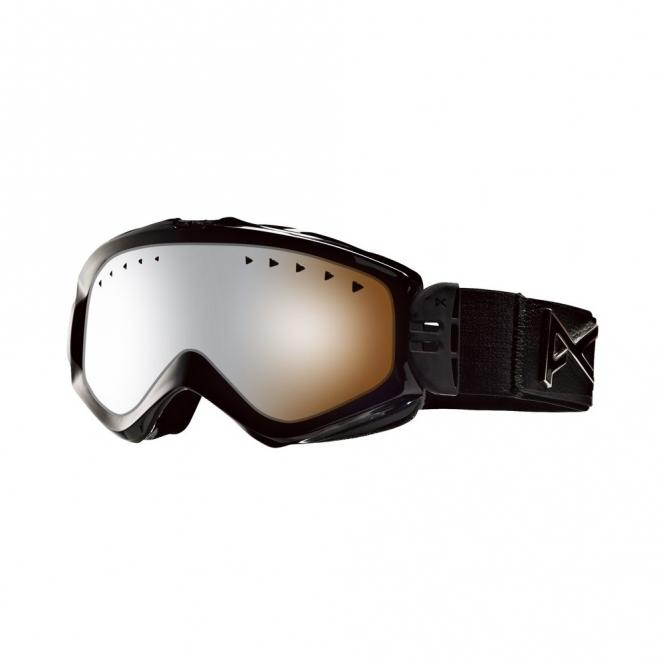 Anon Majestic Snowboard Goggles - Black Emblem