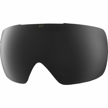 Mig Goggle Replacement Lens - Dark Smoke