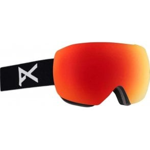 Anon MIG MFI Goggles - 2018 Black / Zeiss Sonar